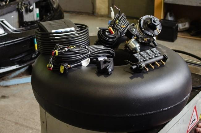 Ремонт газового оборудования на автомобиле своими руками