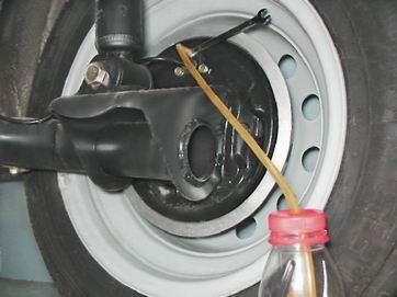 Как прокачать тормозную систему