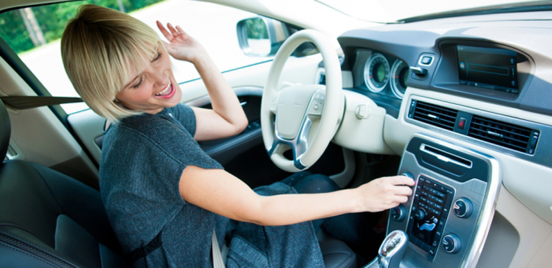 Музыка в авто