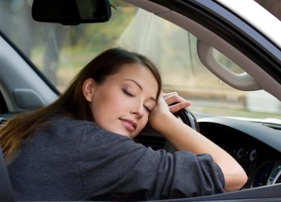 Как не уснуть за рулем ночью