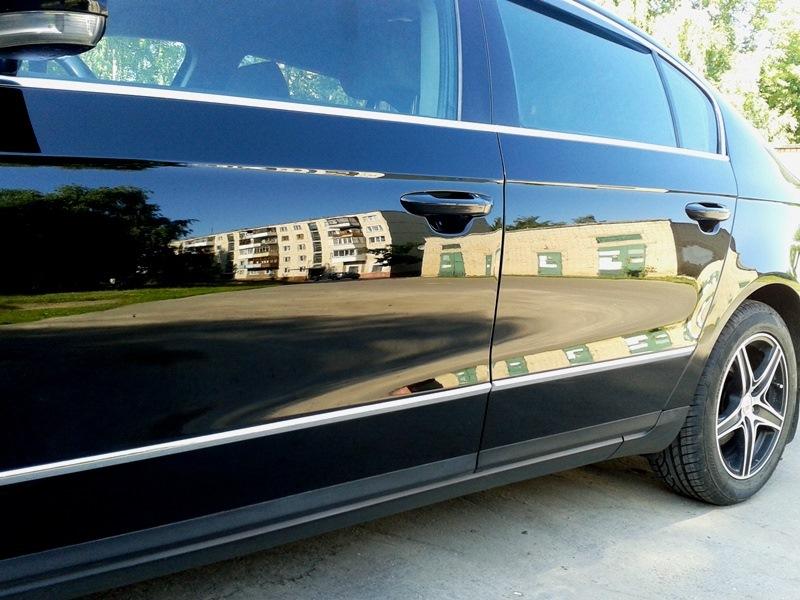 Как отполировать кузов автомобиля своими руками