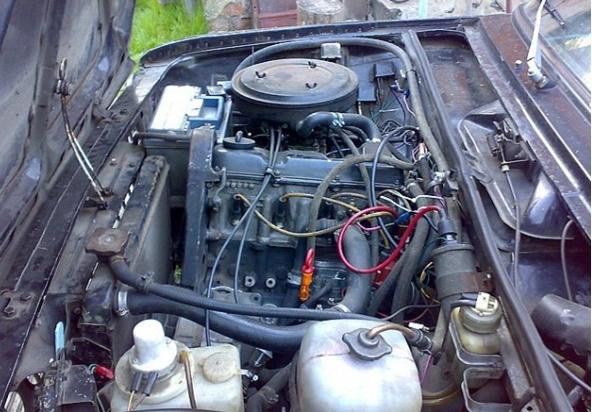Двигатель и СТО