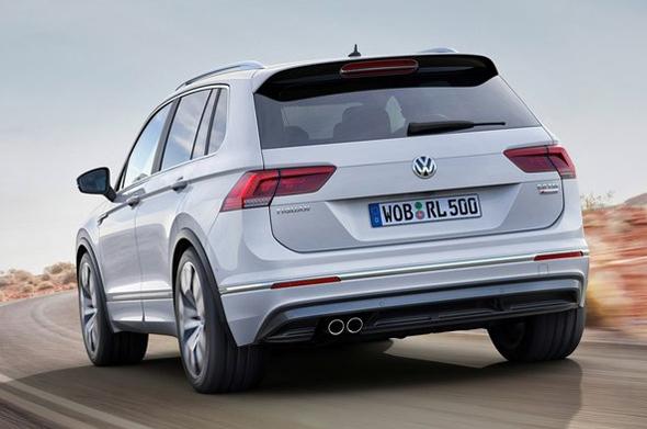 Отзывы владельцев Volkswagen Tiguan: