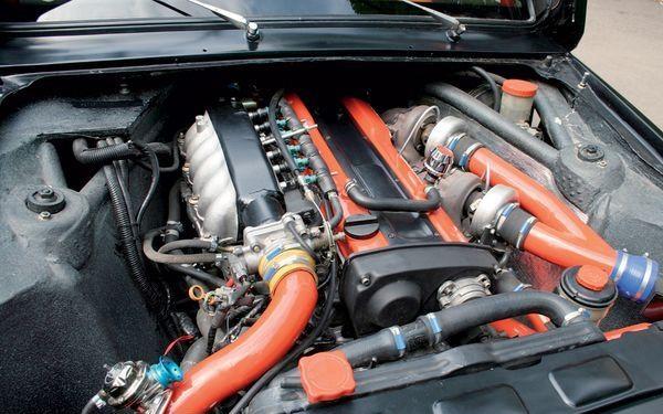 Форсируем двигатель ВАЗ 2107