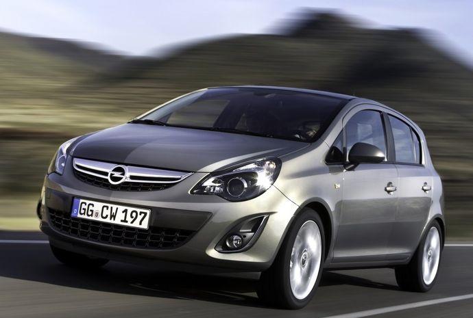 Технические характеристики Opel Costra