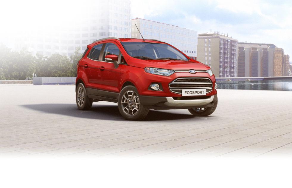Технические характеристики Форд Экоспорт