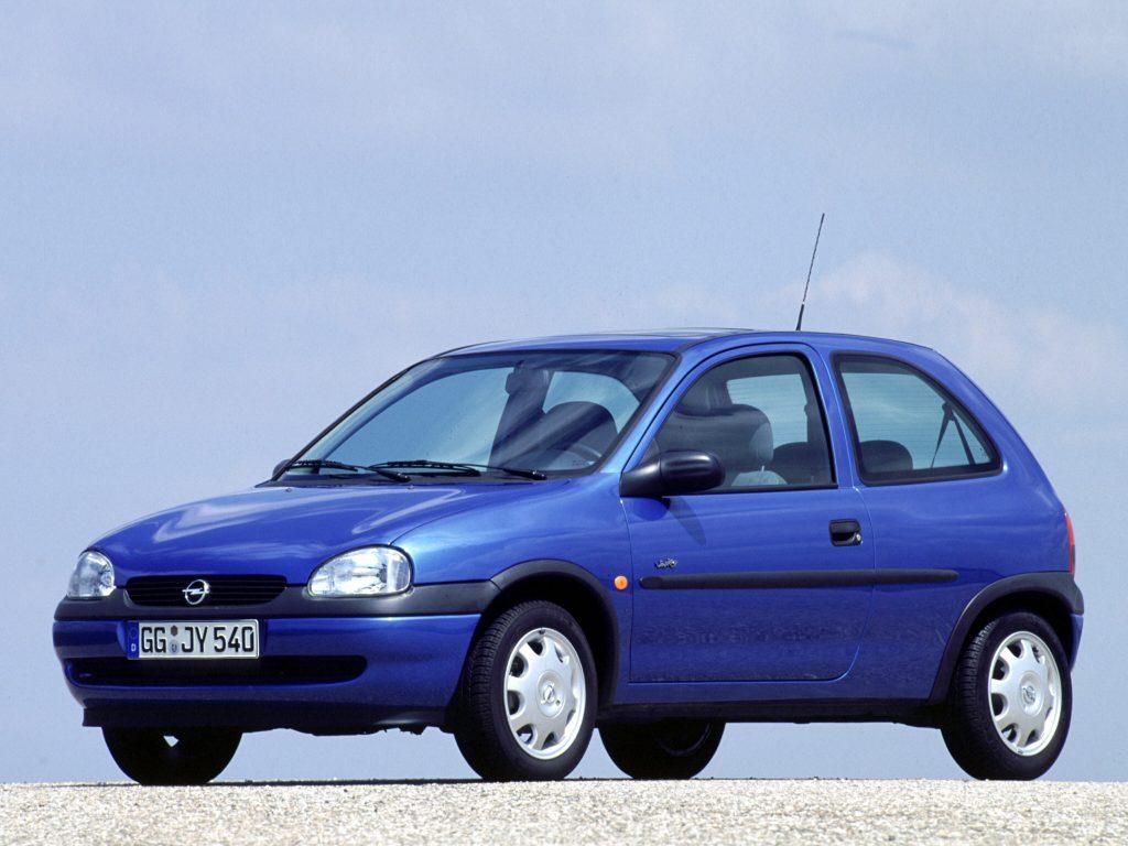 Opel Corsa 1993-2000 года выпуска (B)