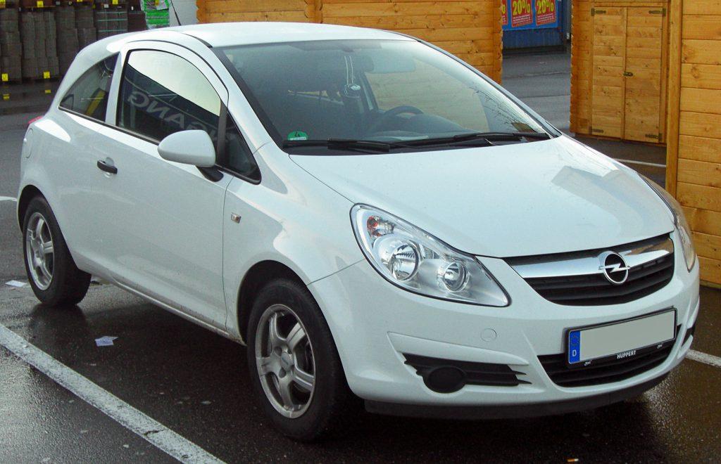 Opel Corsa 2006-2014 года выпуска (D)