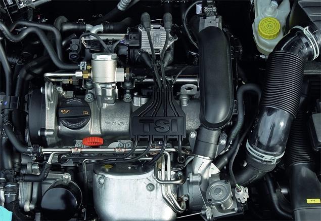 Что находиться под капотом автомобиля Skoda Yeti