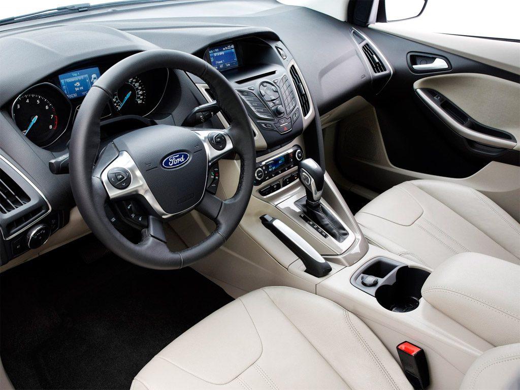 Ford Focus 3 изнутри