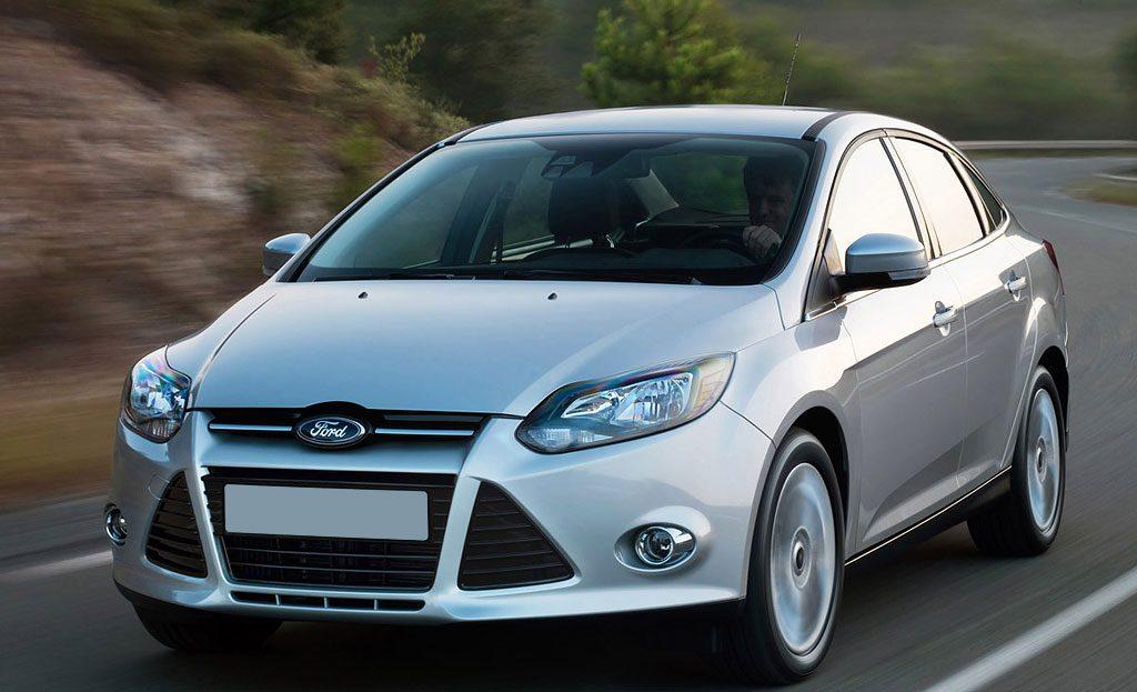 Как выглядит Ford Focus 3
