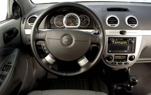 Особенности Chevrolet Lacetti