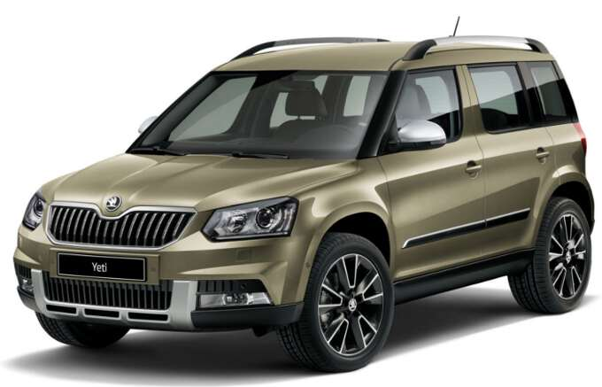 skoda yeti 2016 2017. Black Bedroom Furniture Sets. Home Design Ideas