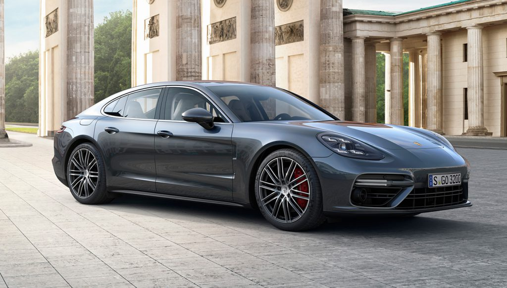 Обзор Porsche Panamera 2017 года