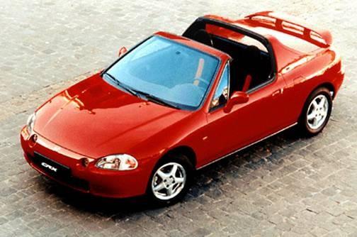 1993 Honda Dream