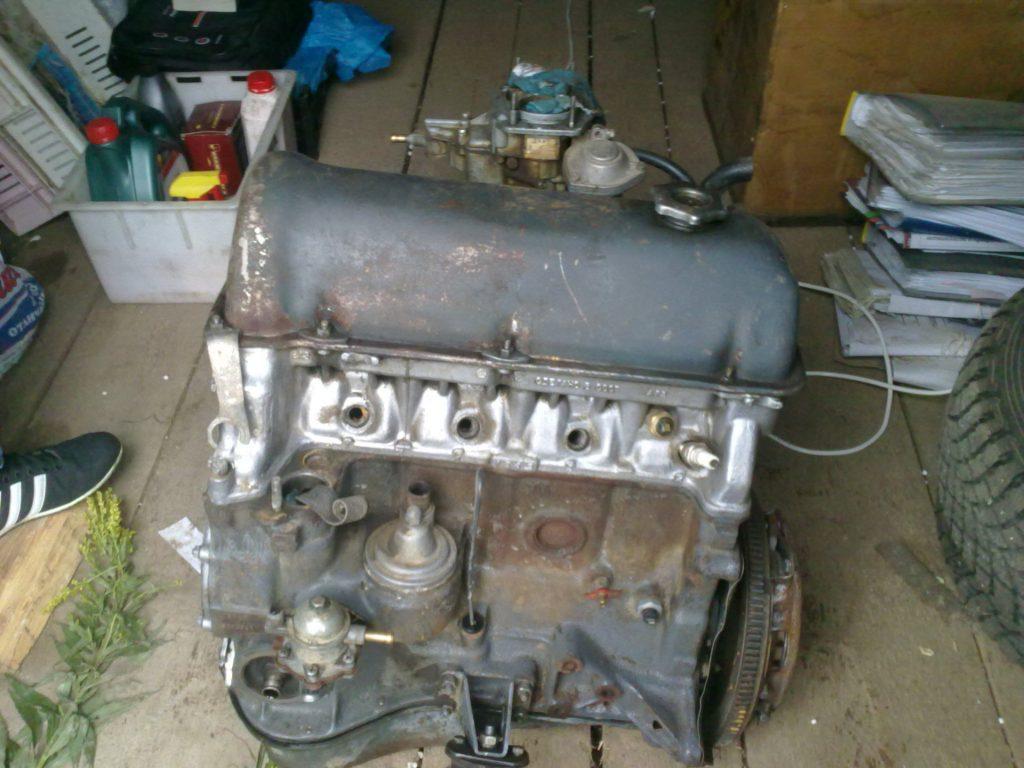 Неисправности, приводящие к ремонту двигателя ВАЗ 2103