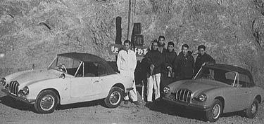 1960 Honda X190