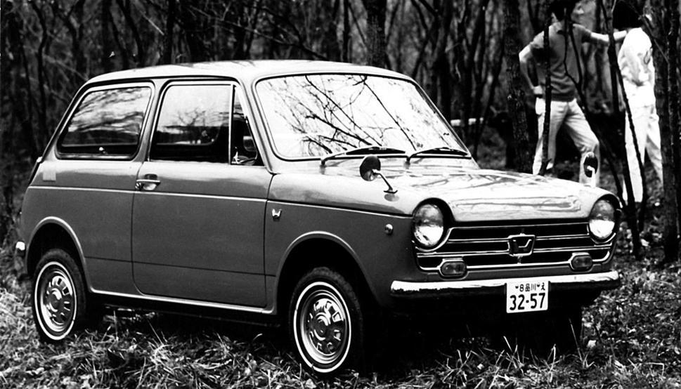 1966 Honda N360
