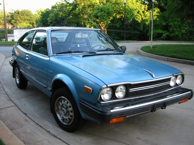 1981 Honda Accord II