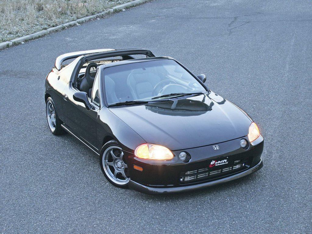 1996 Honda Civic CRX Del Sol