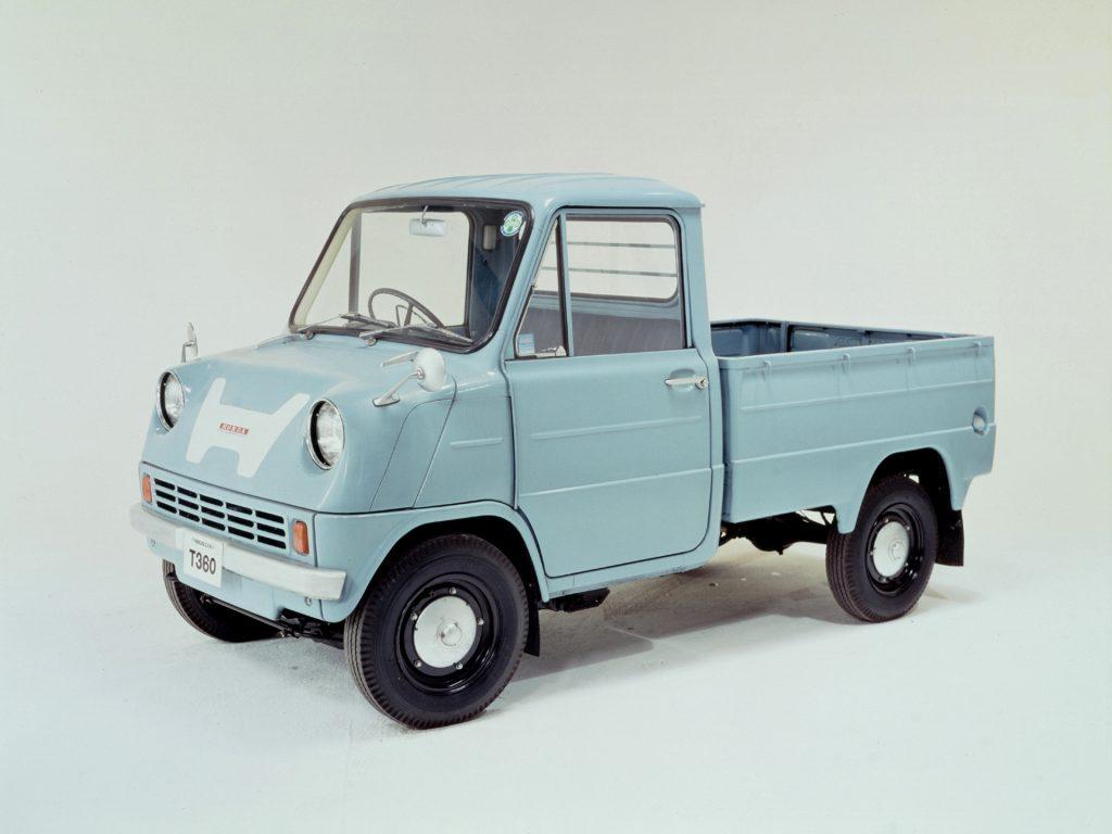 1962 Honda T360