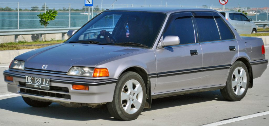 1987 Honda Grand Civic