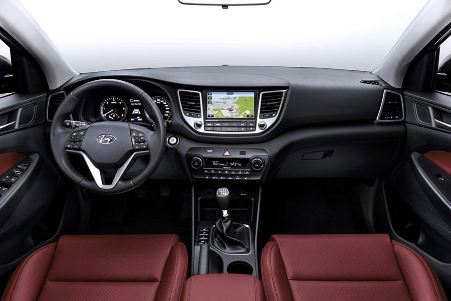Hyundai Tucson 2016 стоимость