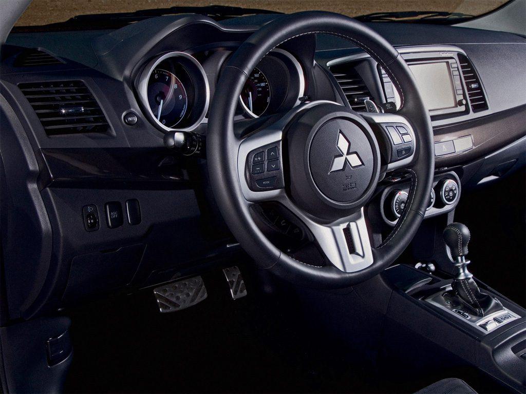 Технические характеристики Mitsubishi Lancer 10
