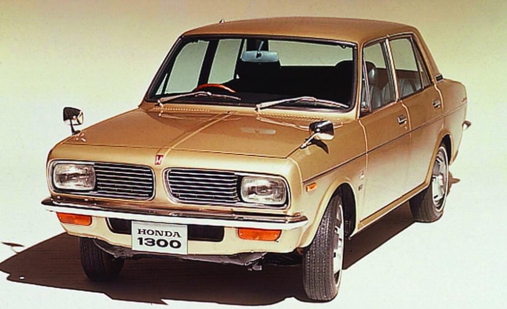 1969 Honda 1300