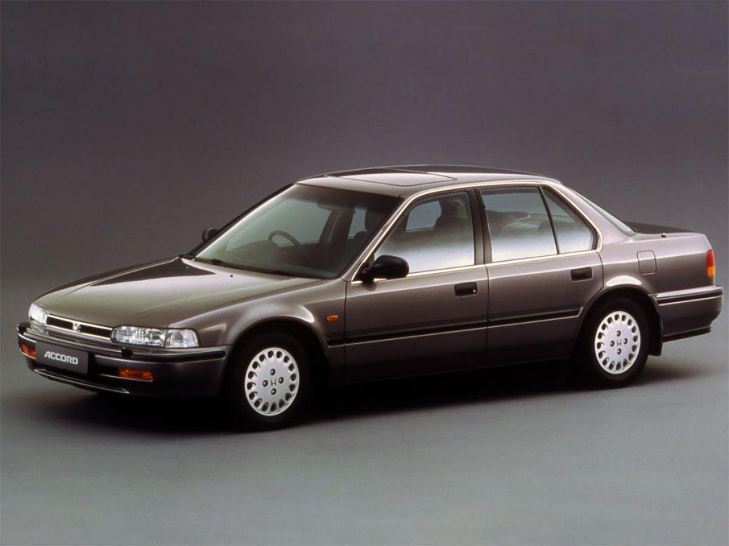 1989 Honda Accord IV