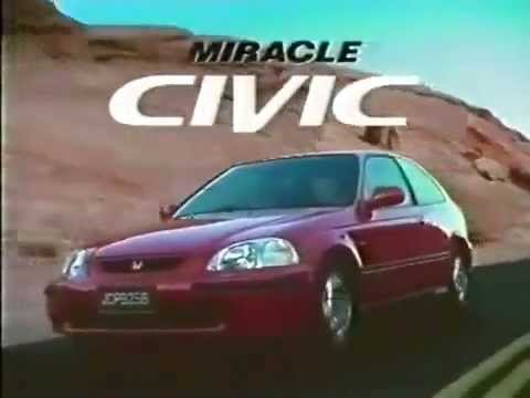 1995 Honda Miracle Civic