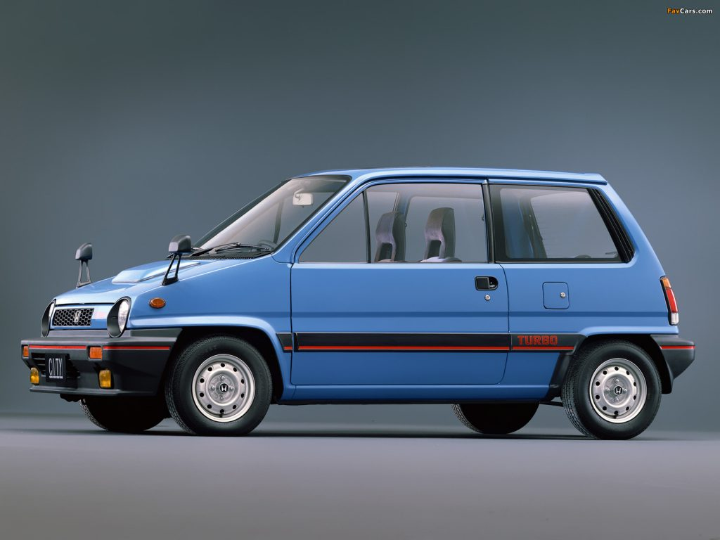1982 Honda City