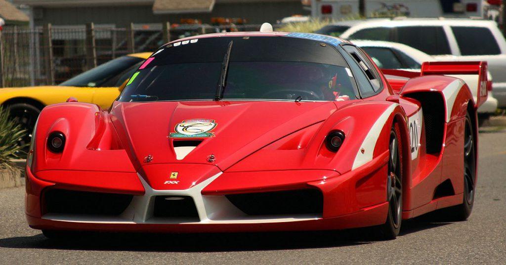 Технические характеристики Ferrari FXX