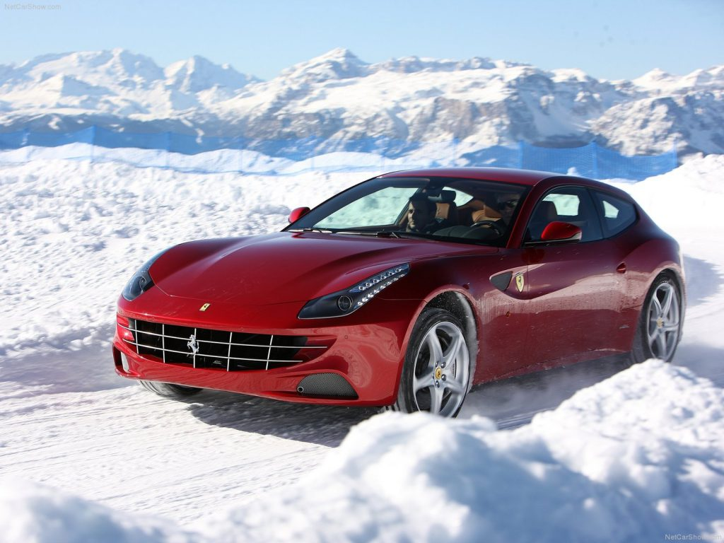 Тюнинг Ferrari Four