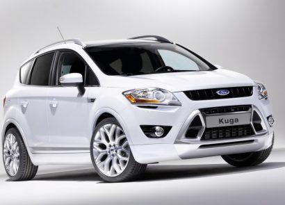 Тест-драйв нового Форд Куга