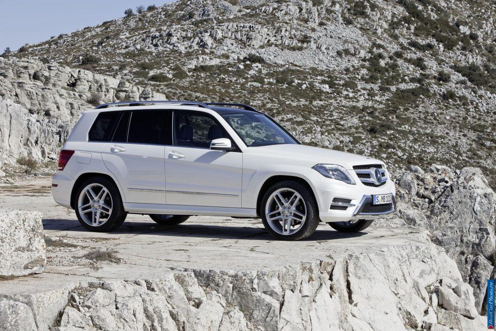 Тест-драйв Mercedes GLK (Мерседес ГЛК)