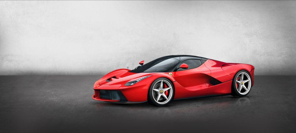 Технические характеристики Ferrari Laferrari F40
