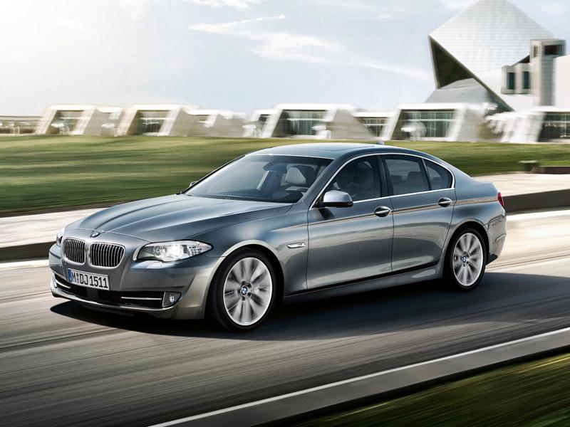 Пришествие нового BMW