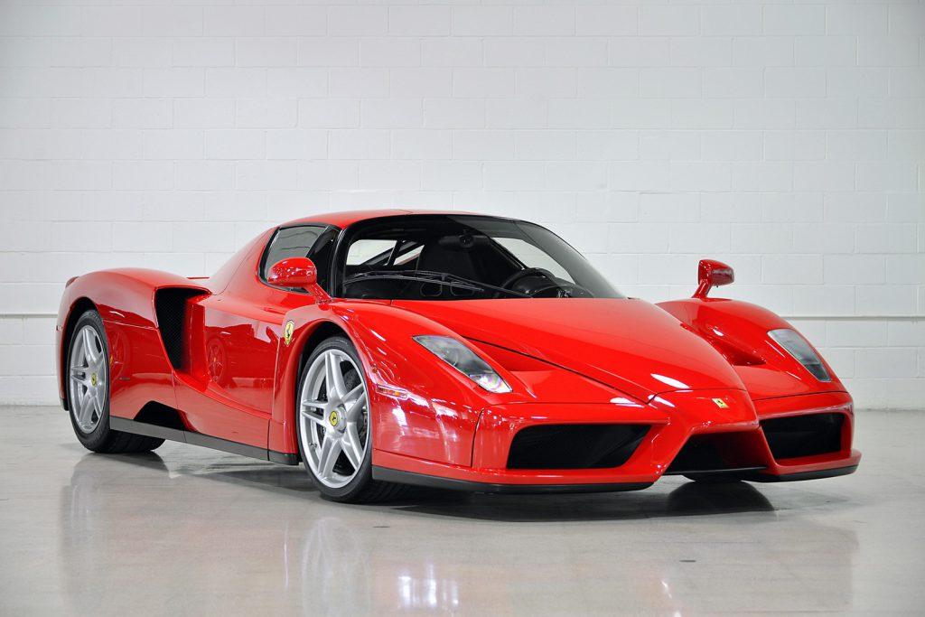 Ferrari Enzo технические характеристики