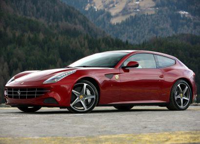 Технические характеристики Ferrari FF