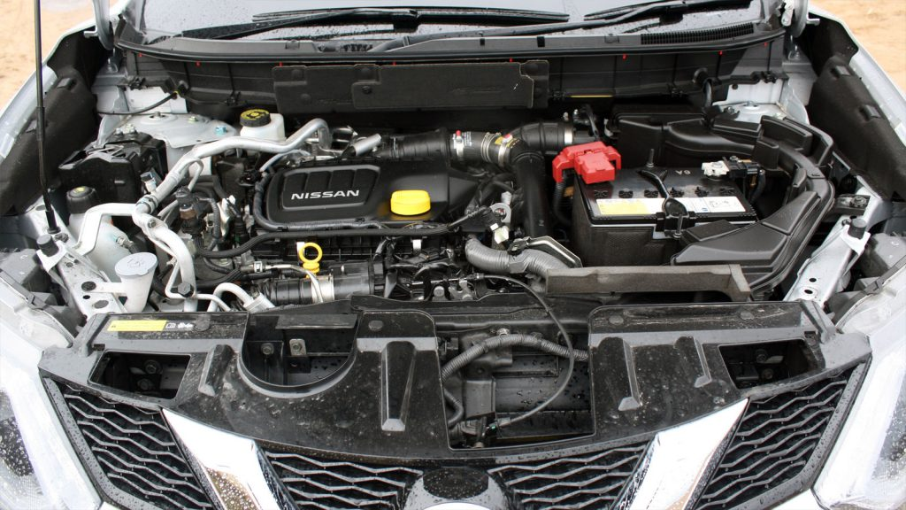 Nissan X-Trail 2016 характеристики