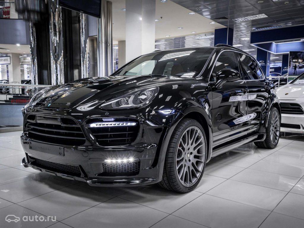 Как изменился кузов Porsche Cayenne-2 после рестайлинга