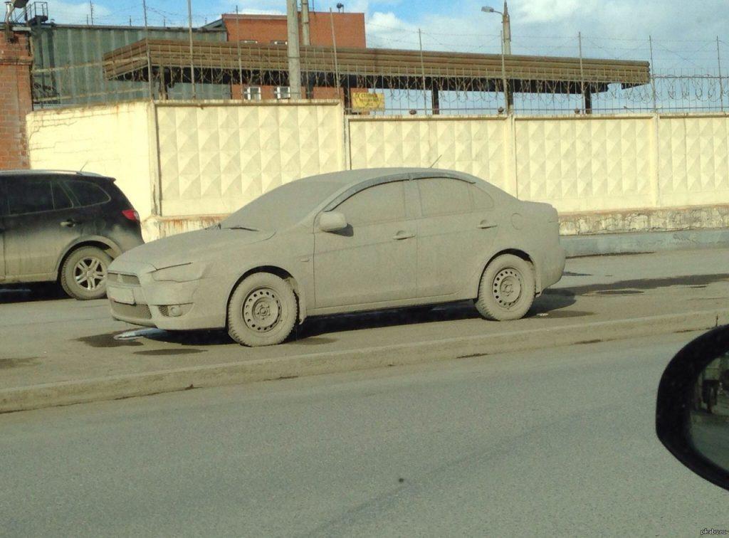 Содержание автомобиля