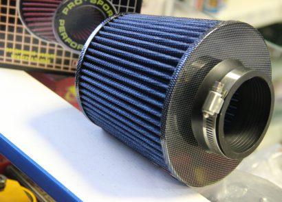 Воздушные фильтра нулевого сопротивления