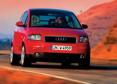 Обзор Audi А2