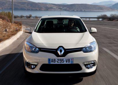 Renault Fluence (Рено Флюенс) технические характеристики