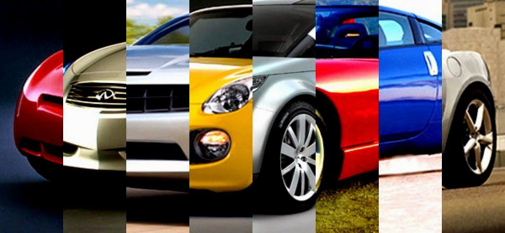 Выбор стиля для автомобиля