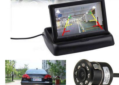 Камеры заднего вида на авто