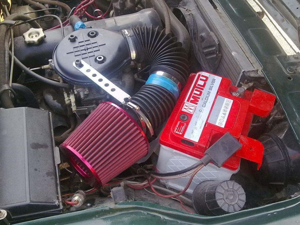 Эксплуатация фильтра на автомобилях с двигателем внутреннего сгорания