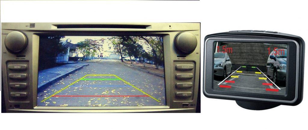 Советы при выборе парктроника с камерой